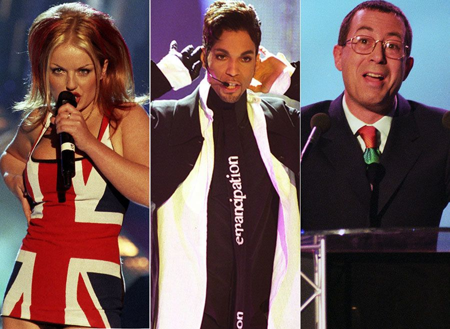 20 Nostalgic Photos That Show What The Brit Awards Looked Like 20 Years