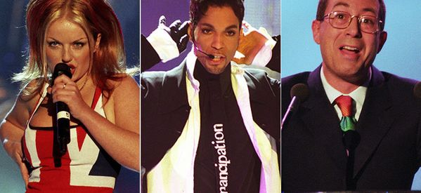 20 Nostalgic Photos That Show What The Brit Awards Looked Like 20 Years Ago