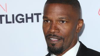 Actor Jamie Foxx attends the 3rd annual Airbnb Open Spotlight on November 19, 2016 in Los Angeles, California.