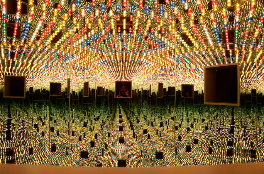 Yayoi Kusama\'s \'Infinity Rooms\' Are Here To Turn Your Instagram Feed ...