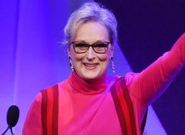 Meryl Streep Just Invented Star Trek Chic