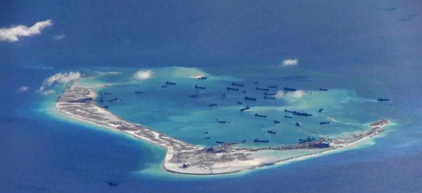 U.S. Officials Warn South China Sea Buildings Could Soon House Long-Range Missiles