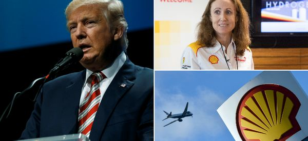 UK Boss Of Shell Hits Out At Donald Trump's 'Disappointing' Stance On Clean Energy