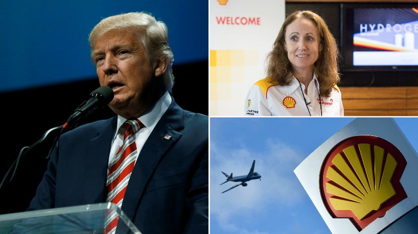 UK Boss Of Shell Hits Out At Donald Trump's 'Disappointing' Stance On Clean