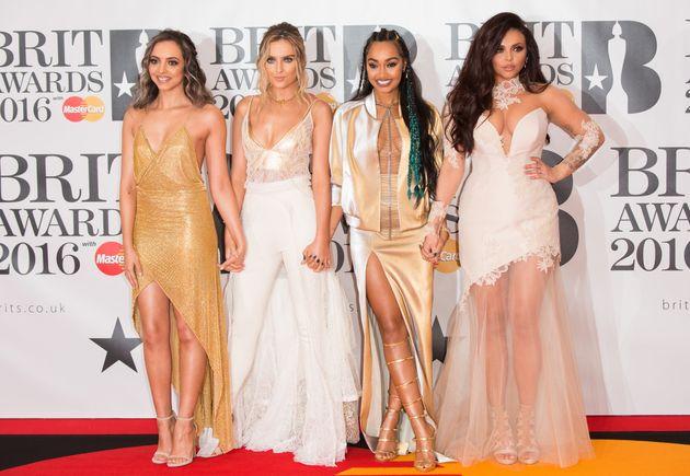Brit Awards 2017: Little Mix Bring Back Madonna's Conical