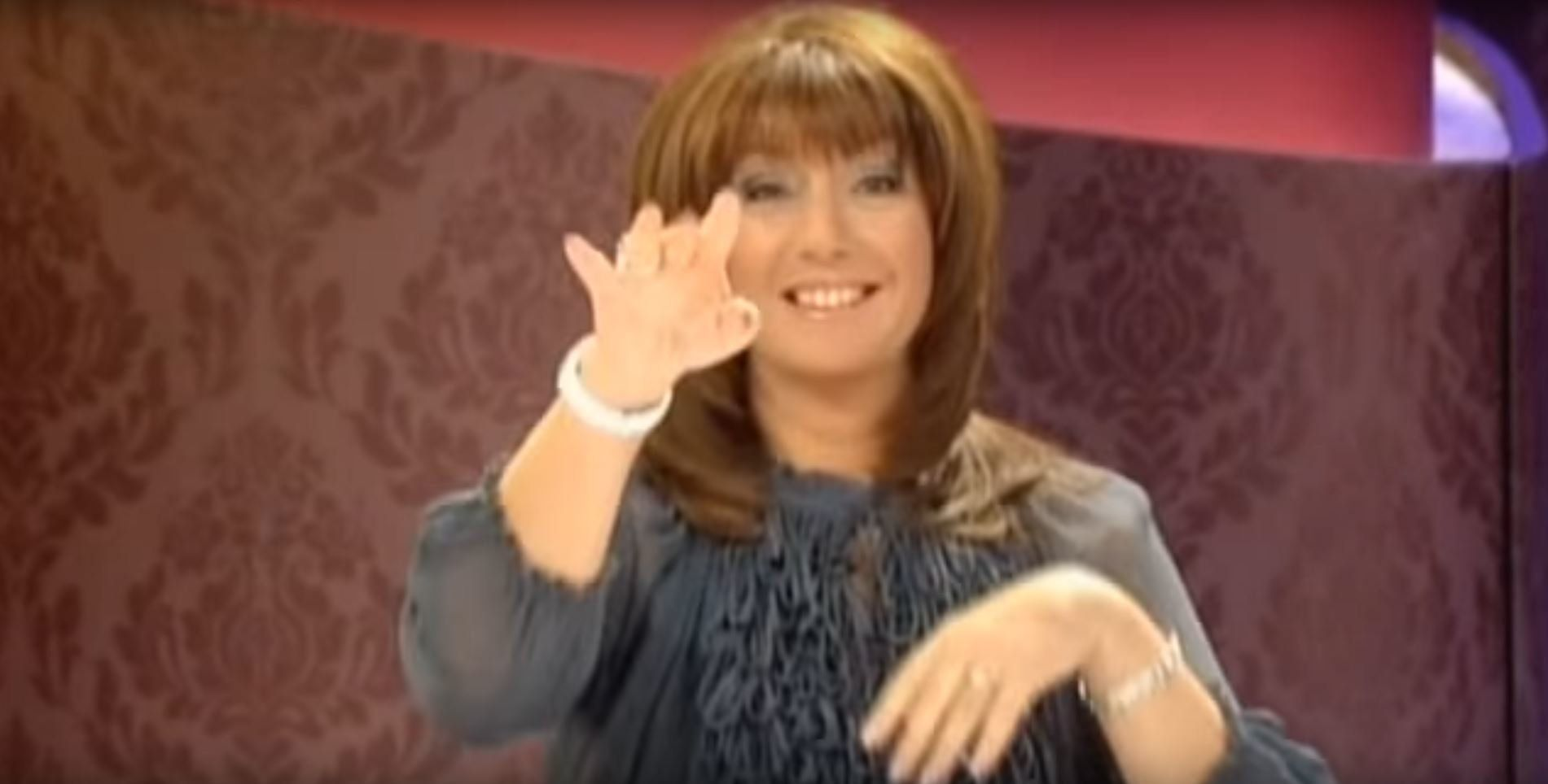 26 Times Jane McDonald Was Camp As