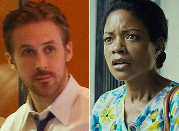 Ryan Gosling and our own Naomie Harris will be hoping for Oscar glory on
