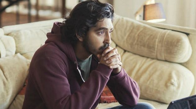 Dev Patel has been nominated in his role in