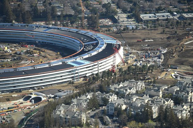 Apple Park: Spaceship Campus Will Officially Open In