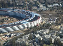 Apple's Stunning Spaceship Campus Will Officially Open In April