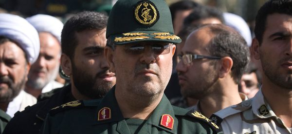 Iran's Revolutionary Guard Ready To Give White House 'Strong Slap In The Face'