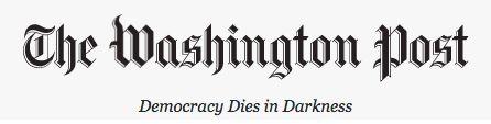 The Washington Post's New Slogan Is A Stark Warning To Donald