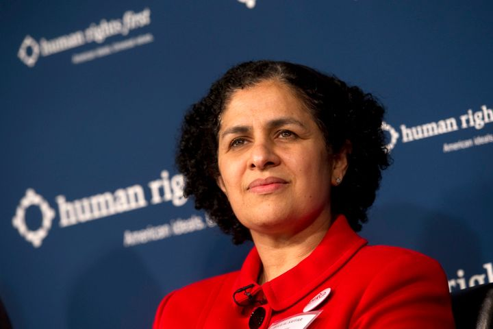 Bahrain medic Rula Al Saffar, tried in both military and civilian courts.