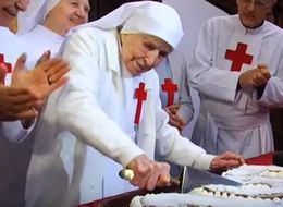 110-Year-Old Nun's Secret To A Long Life Is Pretty Simple