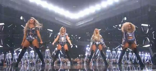 Little Mix Open The Brit Awards With Their Most Impressive Performance To Date