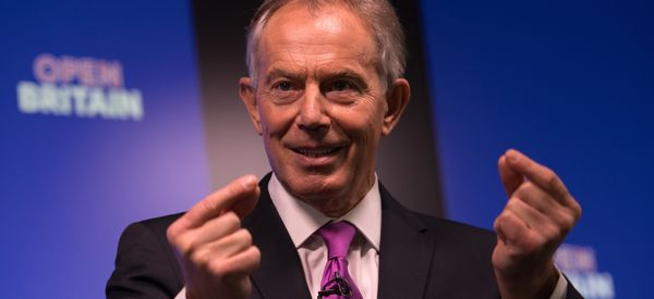 Daily Mail Responds To 'Monstrous' Tony Blair's Criticism Of Paper's Reporting