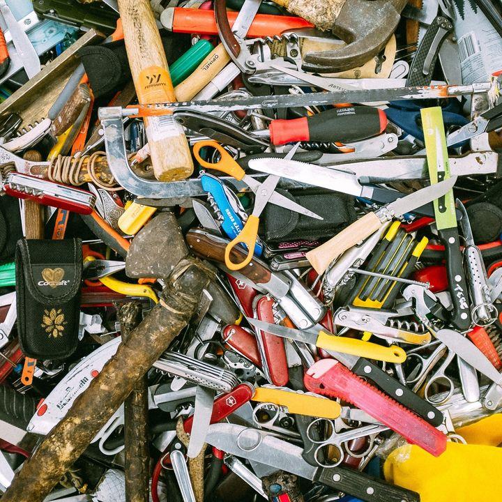 Clutter creates stress
