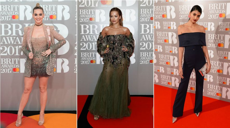 The Brit Awards Red Carpet Dresses And Outfits You Need To