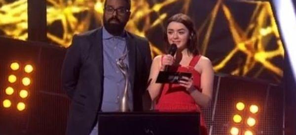 Romesh Ranganathan Makes Diversity Quip While Presenting At Brit Awards