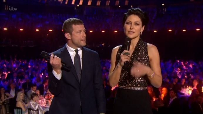 Brit Awards Hosts Emma Willis And Dermot O'Leary Send Special Message To Michael