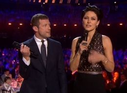 Brit Awards Hosts Emma Willis And Dermot O'Leary Send Special Message To Michael Bublé