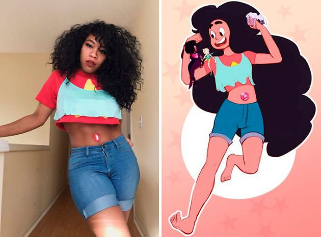 Stevonnie from