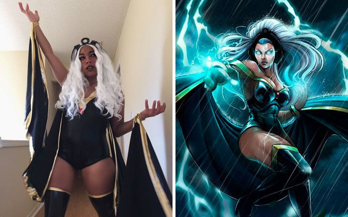 Storm from X-Men