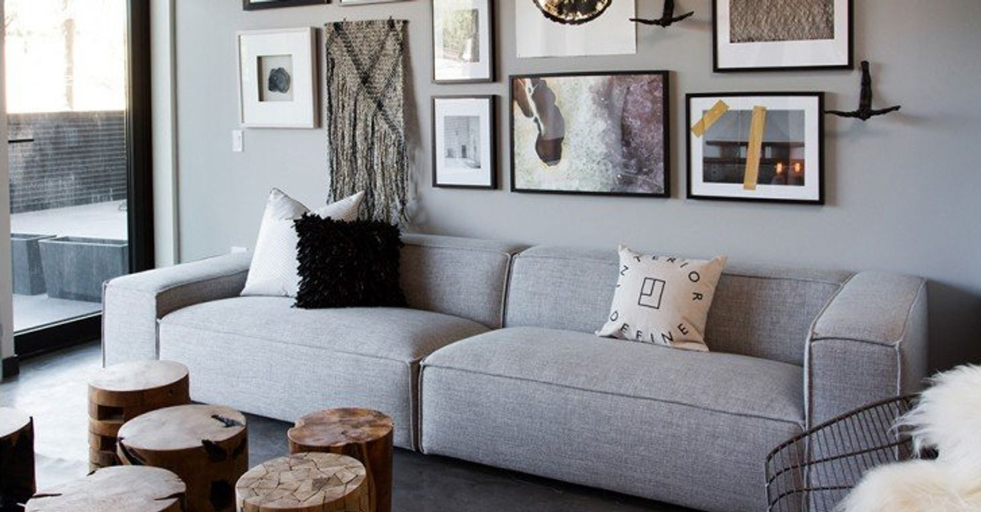 19 Cozy Chunky Couches For Anyone Who S Sick Of Mid