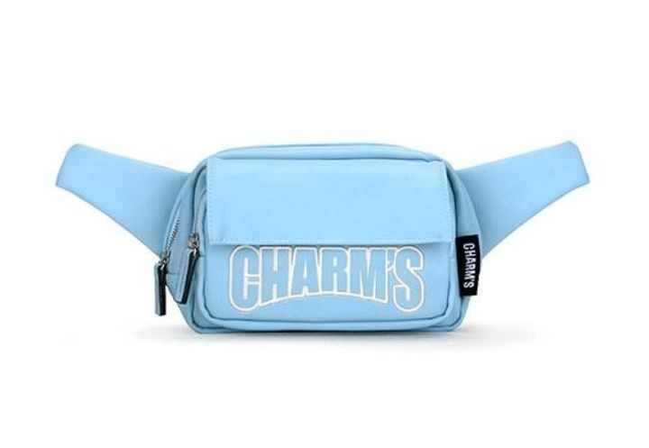 "<a rel=""nofollow"" href=""http://us.wconcept.com/charms-basic-leather-hipsack-blue.html"" target=""_blank"">Charms Hipsack</a>, $8"