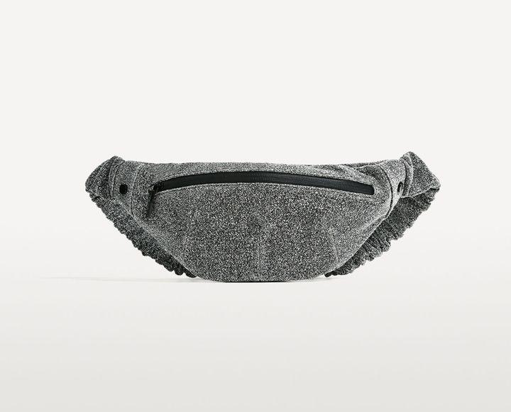 "<a rel=""nofollow"" href=""http://www.zara.com/us/en/woman/bags/see-all/shiny-belt-bag-c819022p4065751.html"" target=""_blank"">Za"
