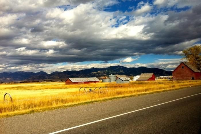 <strong>Road Trip From California To Montana</strong>
