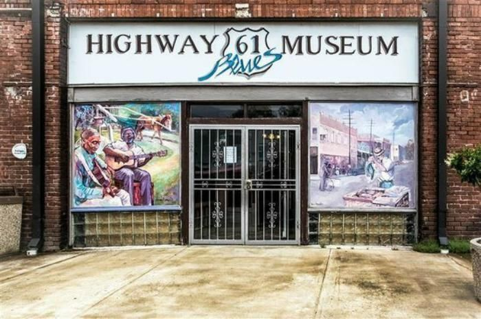 <strong>The Highway 61 Blues Trail</strong>