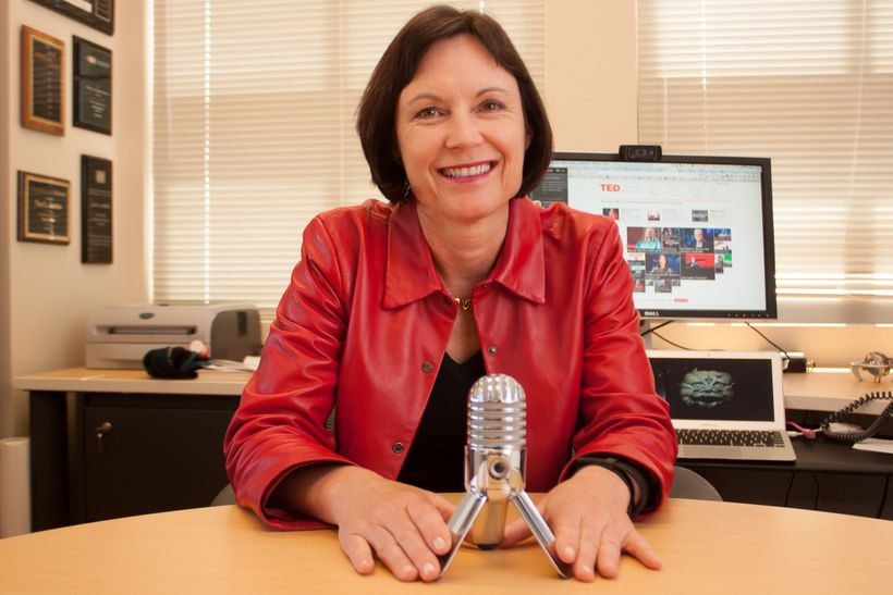 <em>Terri Griffith </em>Ph.D. - Chair of the Management Department at Santa Clara University.