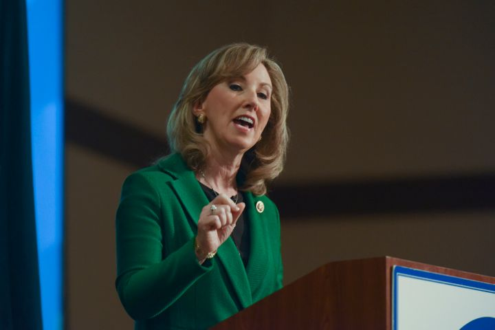 Virginia Rep. Barbara Comstock's constituents have questions for her about Obamacare. Some have been tough -- others, not so