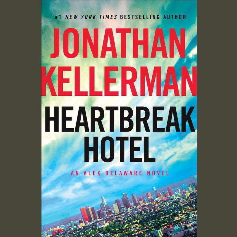 Cover of HEARTBREAK HOTEL by Jonathan Kellerman