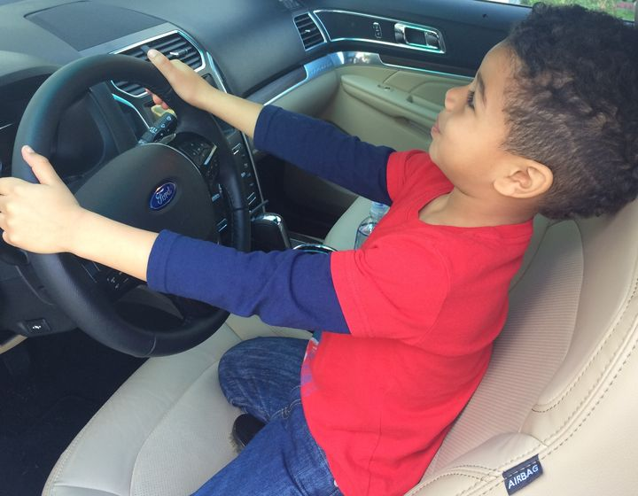 Would you let your child drive a car and feel safe?