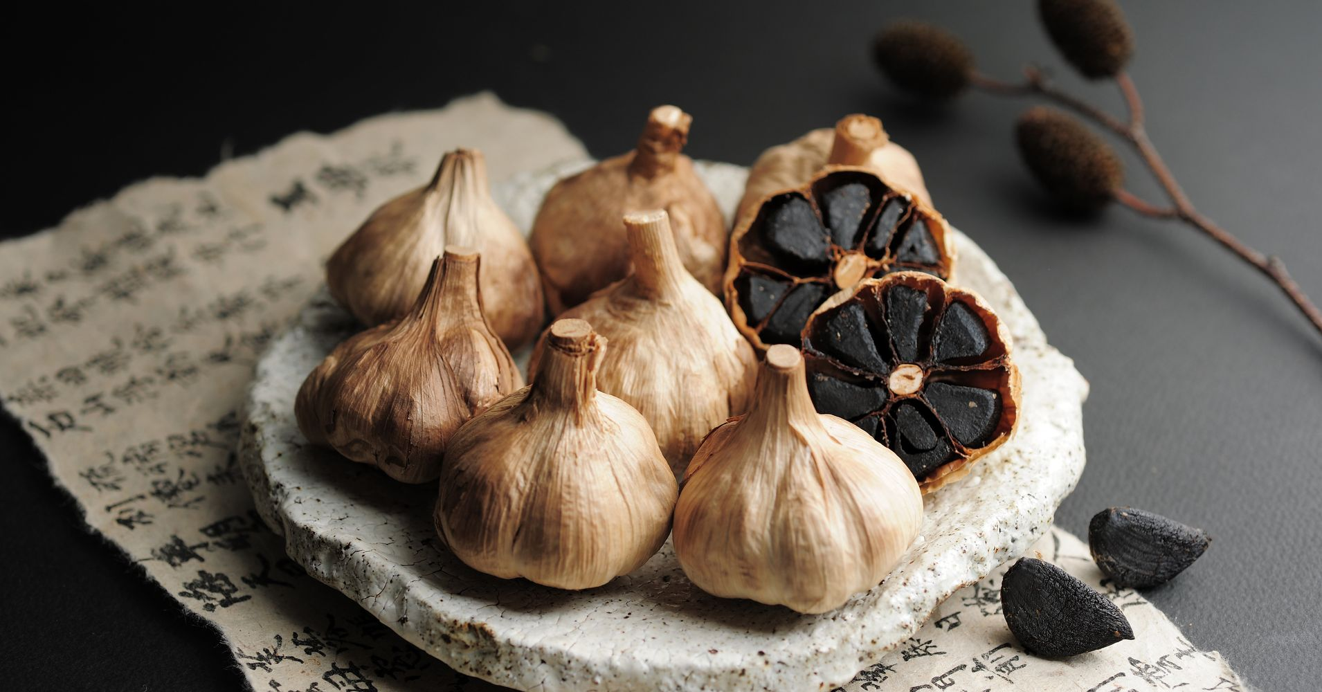 How To Cook With Black Garlic, Which Isn't What You Think ...