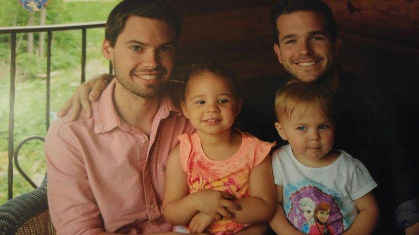 John, Brynn, Nathan and Emery