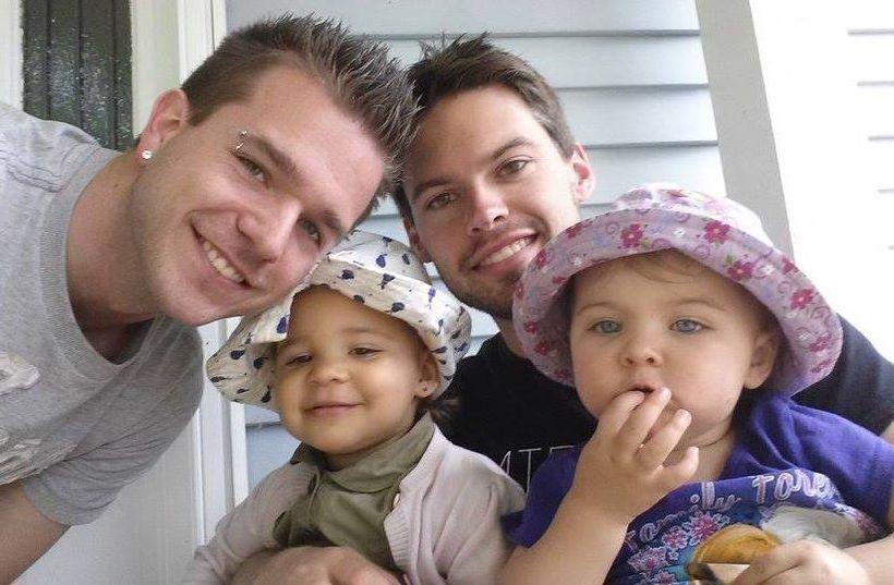 Nathan, Brynn, John and Emery