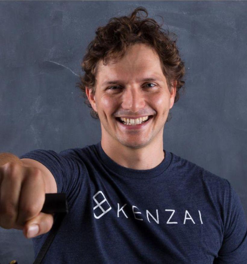 Patrick Reynolds, Kenzai CEO