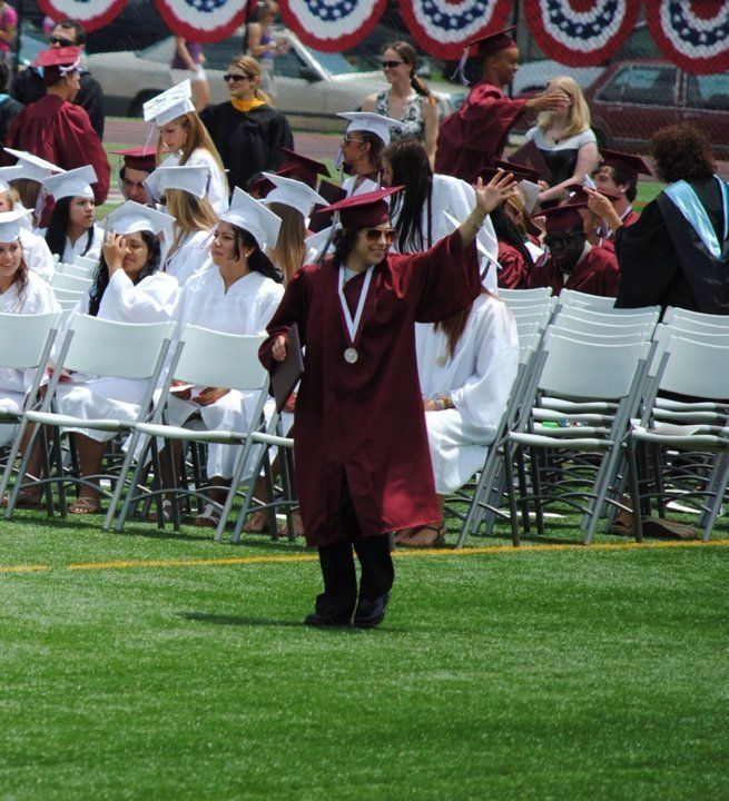 Graduating High School in 2011