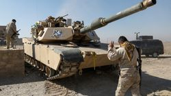 In Effort To Oust ISIS, Iraqi Security Forces Storm Mosul Airport And Nearby Military