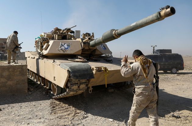 Iraqi security forces hope to use the captured airport as a launchpad for other assaults against