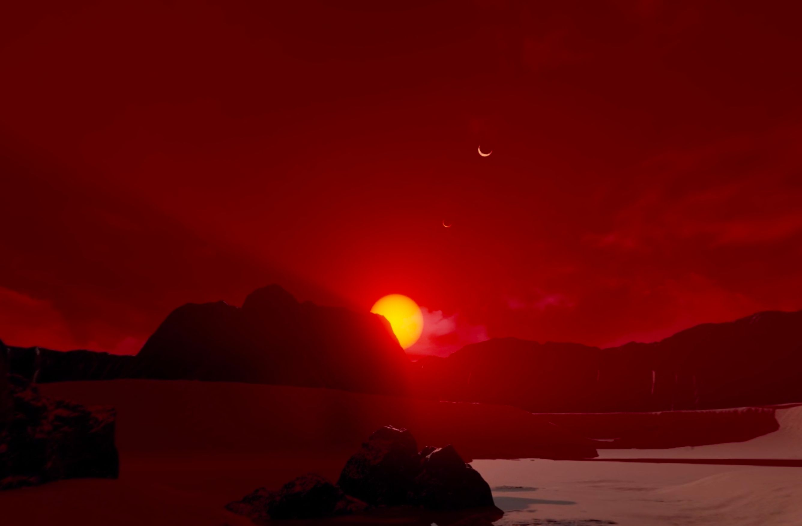 Take A 360-Degree Tour Of The New Planets That Could Be Hosting