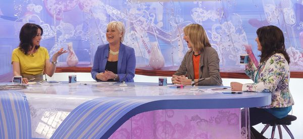 Carol McGiffin Teases 'Loose Women' Return, But Only If 'Certain Panellists' Are 'Let Go'