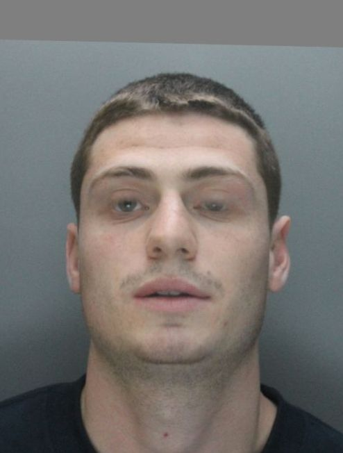 An international manhunt is now underway for Shaun Walmsley who escaped police custody on