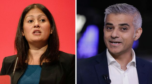 Lisa Nandy and Khan both polled high on net