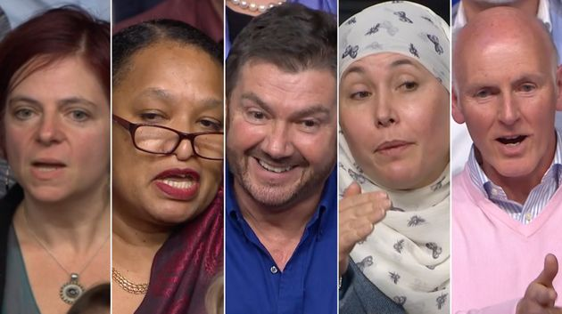 Question Time audience members undergo a stringent selection