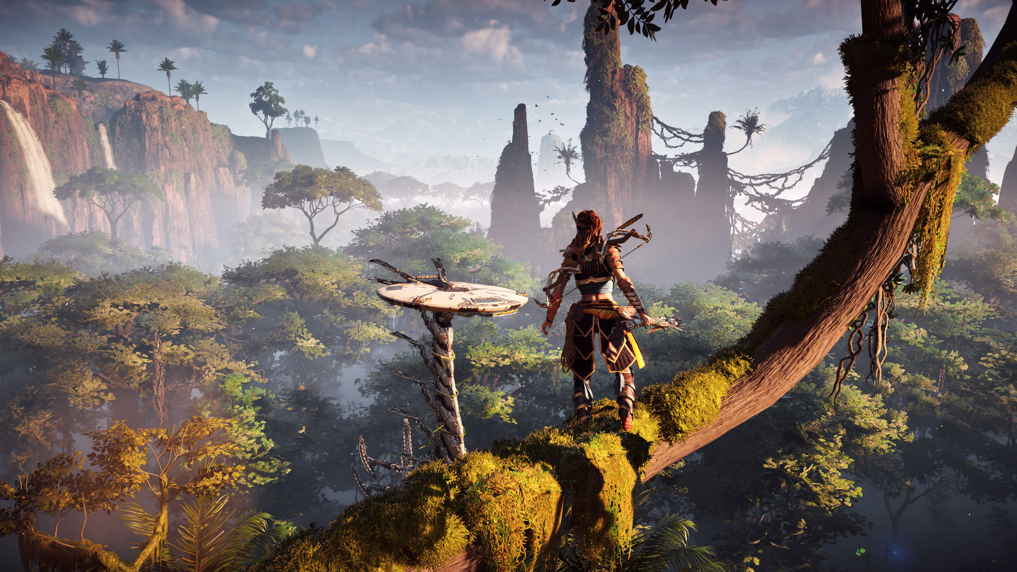 Horizon Zero Dawn Review: The End Of The World Is A Beautiful