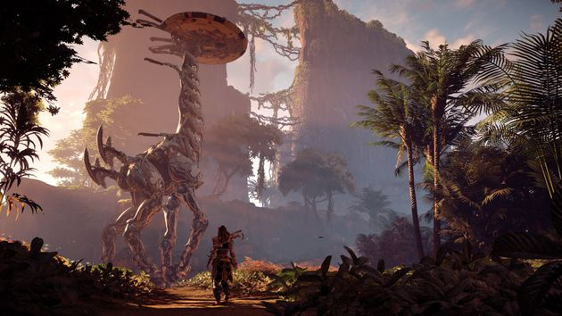 Horizon Zero Dawn won the Original Property
